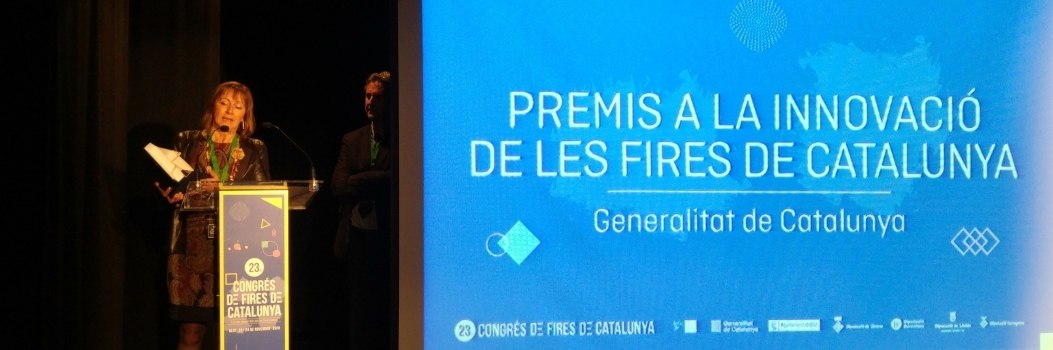 Lliurament dels Premis a la Innovació de les Fires de Catalunya