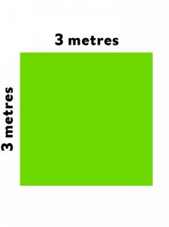 PO – Estand modular 3x3m