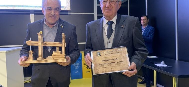 Els olis de qualitat de les Garrigues reforcen el seu posicionament amb el recolzament deTatxo Benet i Ares Teixidó