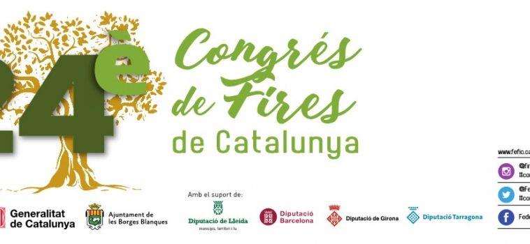 24è Congrés de Fires de Catalunya a les Borges Blanques