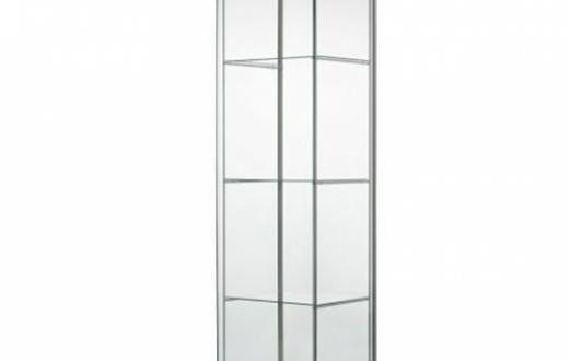 Vitrina 40x40x160cm