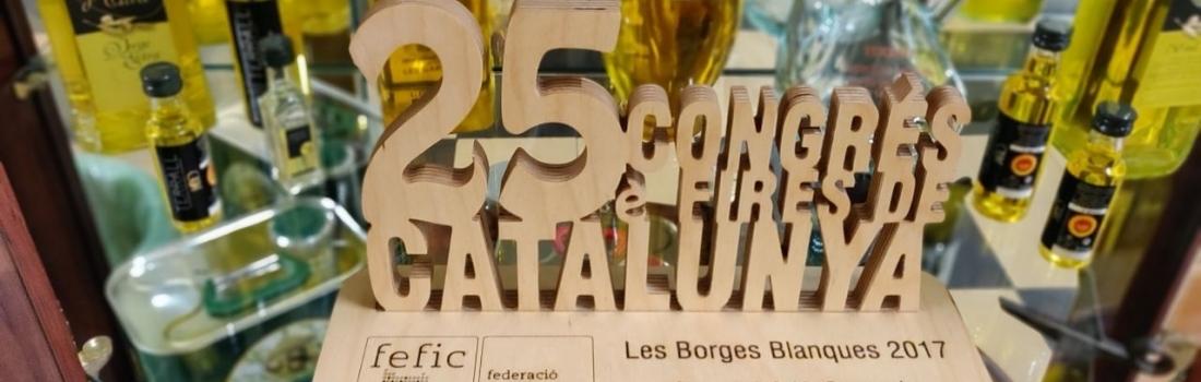 25è Congrés de Fires – Les Borges Blanques