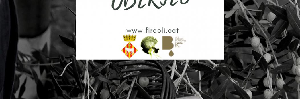Les Borges obre les inscripcions a la 57a Fira de l'Oli i les Garrigues