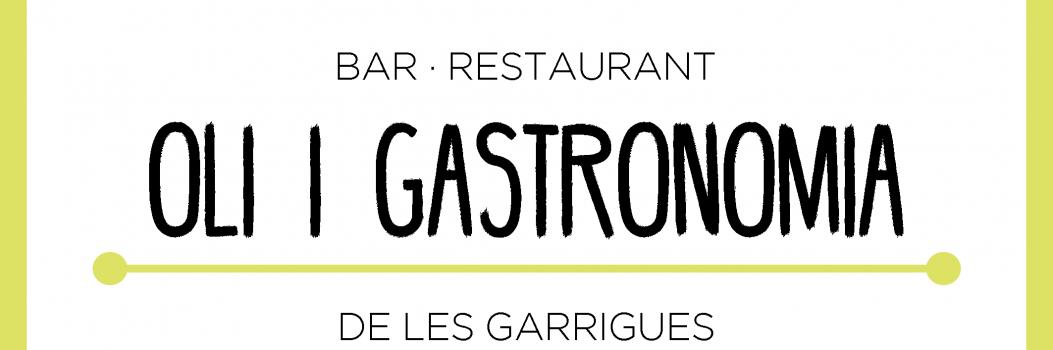 Segell Oli i Gastronomia de les Garrigues 2017