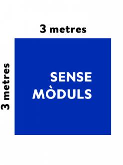 PO – Estand no modular